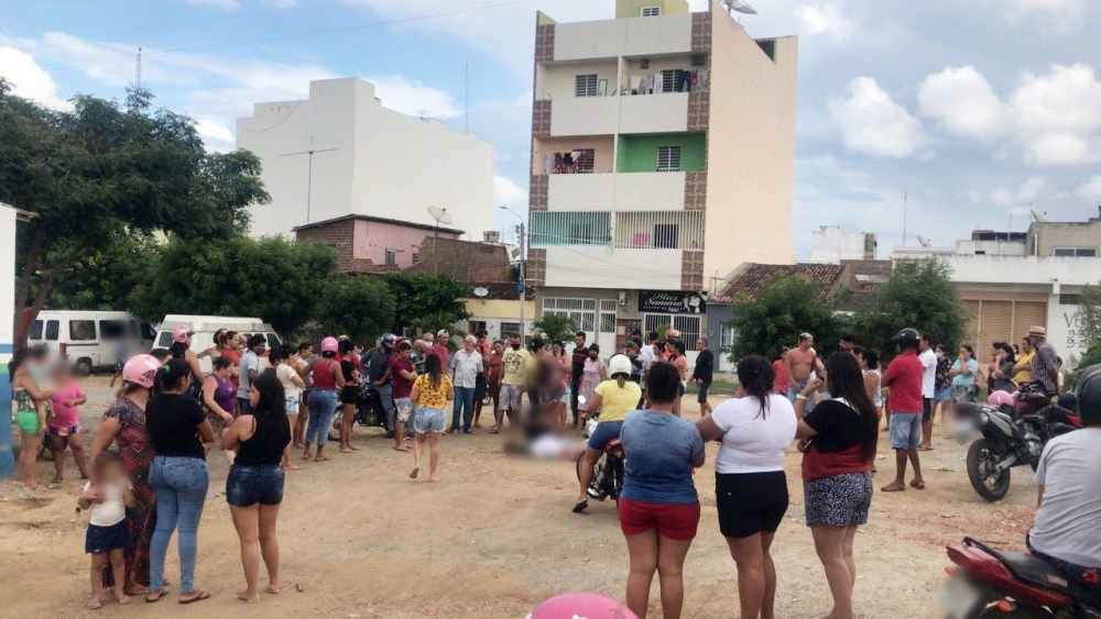 Jovem é alvo de disparos no bairro Cohab, em Santa Cruz do Capibaribe