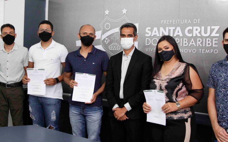 Prefeitura de Santa Cruz convoca novos aprovados do Concurso Público