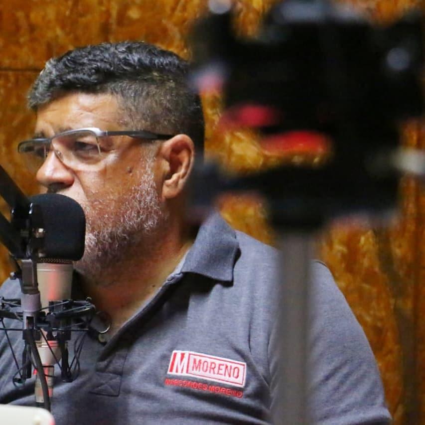 Marcondes Moreno deixa emissora Interativa FM e alega censura por parte da diretoria