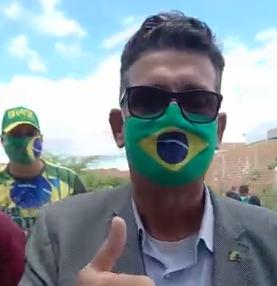 Fábio Aragão diz que vai processar Coronel Meira por fake news durante passagem por Santa Cruz do Capibaribe