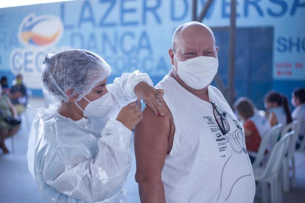 Prefeitura de Santa Cruz do Capibaribe anuncia novos grupos de vacinação contra a covid-19