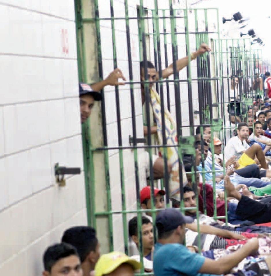Governo libera vacinação para detentos de Pernambuco conforme prevê Plano Nacional de Imunização (PNI)