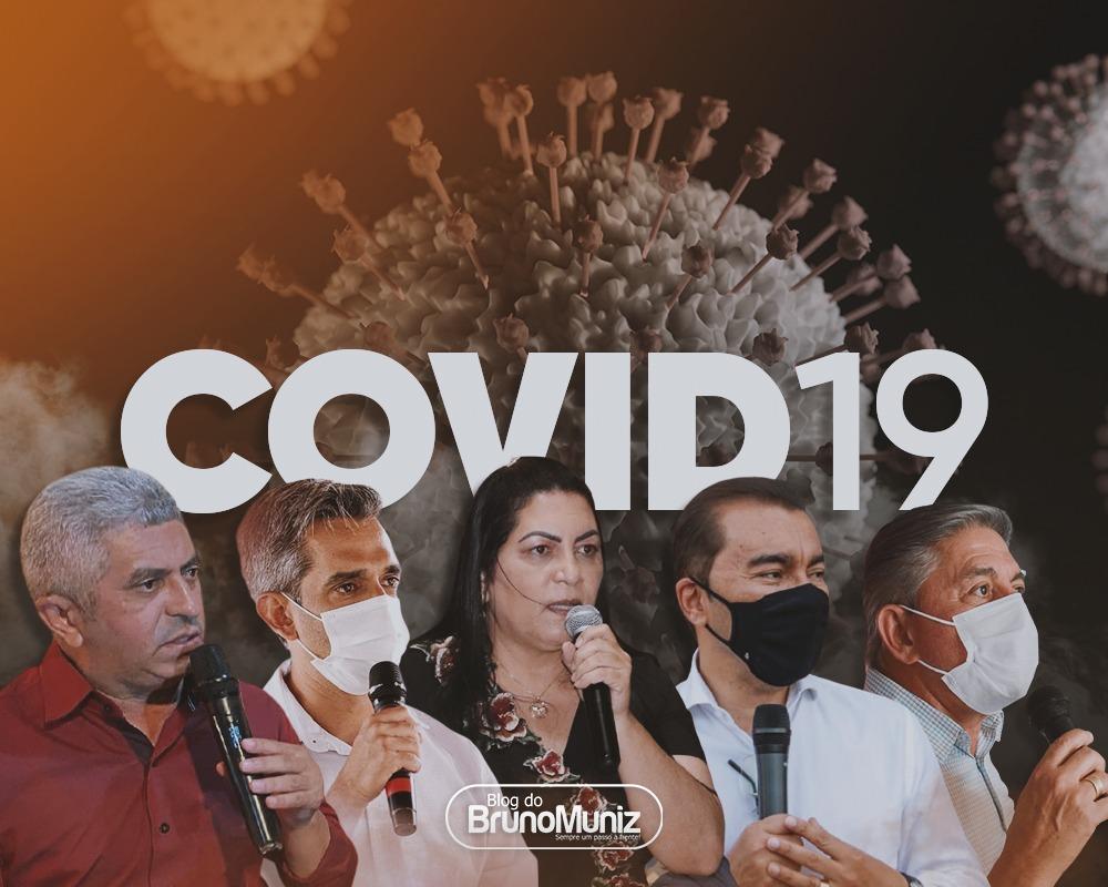 Com agravamento da pandemia, prefeitos de Santa Cruz, Toritama, Taquaritinga, Brejo e Jataúba alegam escassez de oxigênio no mercado
