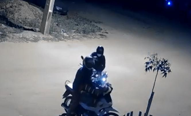 Agressividade – Em Santa Cruz do Capibaribe assaltante aterroriza vítimas e até dispara arma