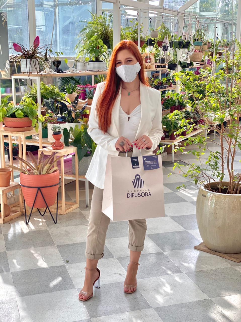 Shopping Difusora funciona através do CompreOnLine