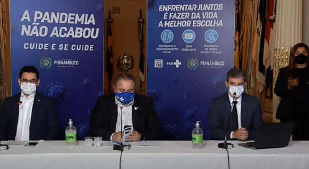 Governo de Pernambuco libera reabertura do comércio no Agreste de Pernambuco