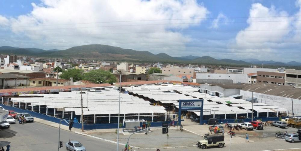 Suspeito de assédio sexual é detido na Central de Feiras e Mercados de Santa Cruz do Capibaribe