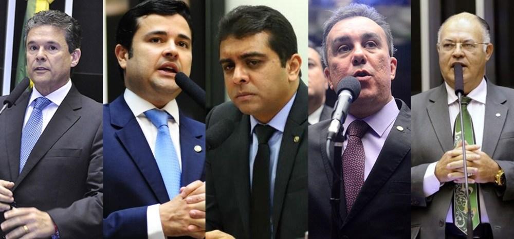Veja a lista dos deputados pernambucanos que votaram favoráveis ao aumento do Fundo Eleitoral