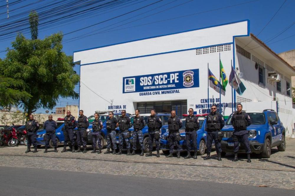 Divulgado balanço da Defesa Social de Santa Cruz do Capibaribe referente ao 1º semestre de 2021