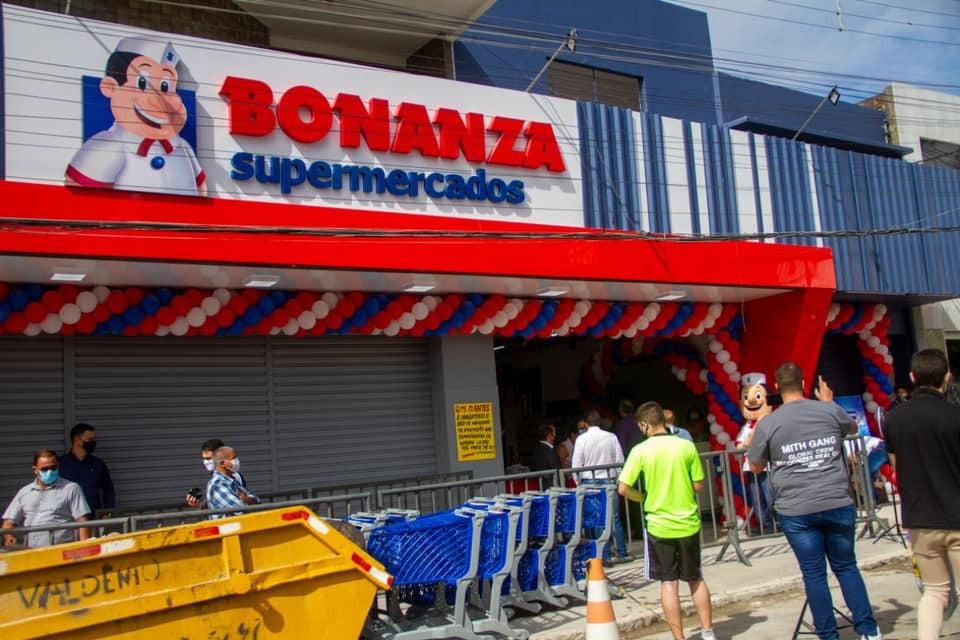 Unidade do Bonanza Supermercado inaugura em Toritama