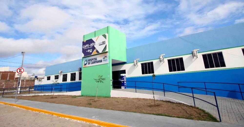Esperança: Hospital de Campanha de Santa Cruz zera internações por covid-19