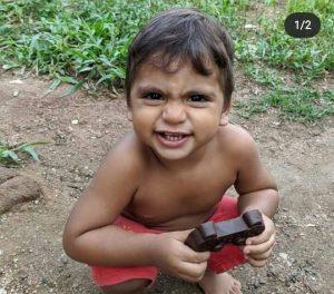 Criança de 3 anos morre atropelada por moto em Toritama
