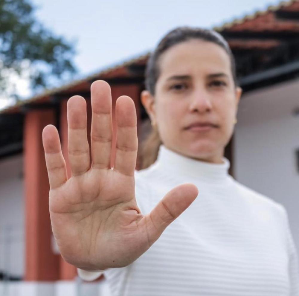 Raquel Lyra, Alessandra Vieira e Judite Botafogo, do PSDB, se posicionam contra casos de agressão às mulheres