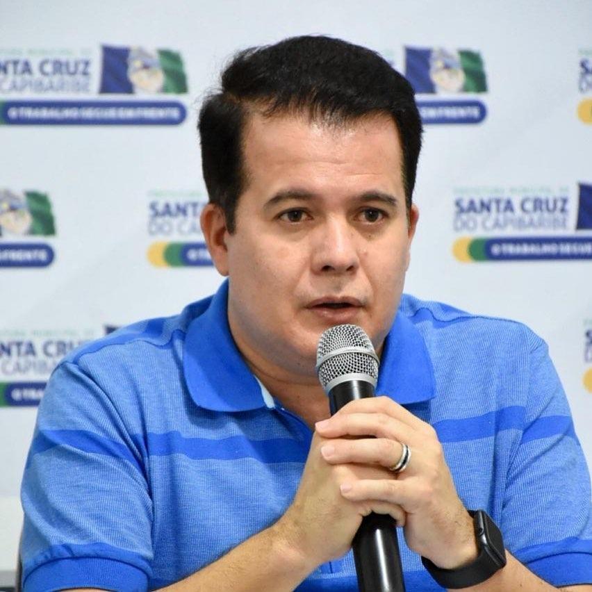 Em nota, Edson Vieira lamenta sinalização da prefeitura de Santa Cruz de descontinuar convênio com a FUNASA