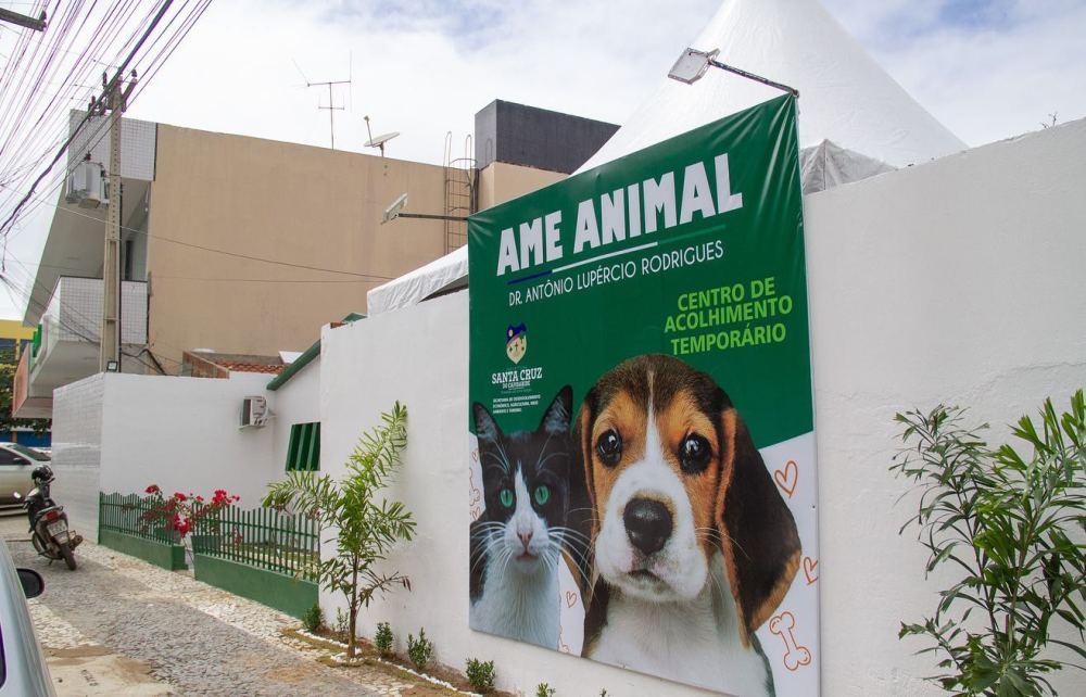 Centro de Acolhimento Animal (CAT) é inaugurado em Santa Cruz do Capibaribe