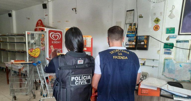 """Operação """"Fim de Feira"""" é deflagrada pela Polícia Civil em Santa Cruz do Capibaribe"""