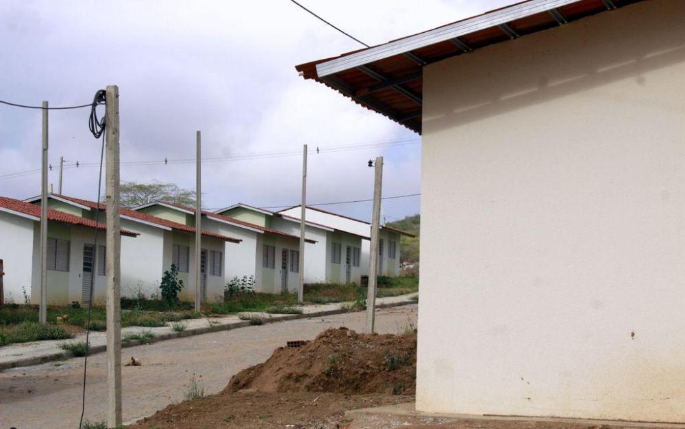 Previsão de entrega das casas do Residencial Cruzeiro é para novembro