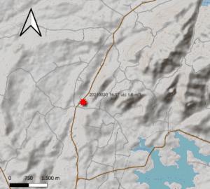 Mais um tremor de terra é registrado no Agreste de Pernambuco