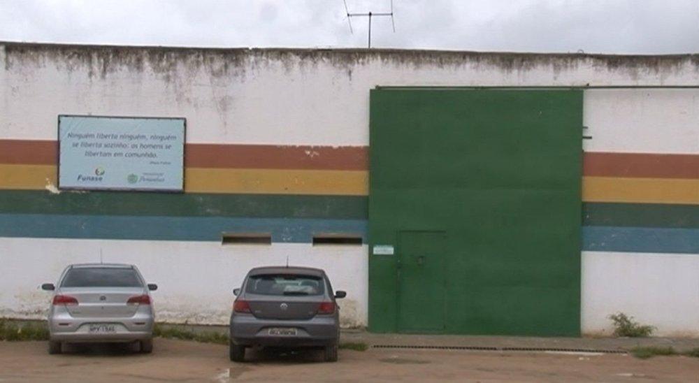 Funase de Caruaru registra tumulto seguido de fuga de 40 internos