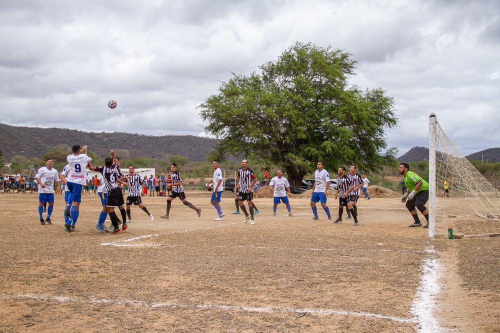 Campeonato Rural 2021 tem início em Santa Cruz do Capibaribe