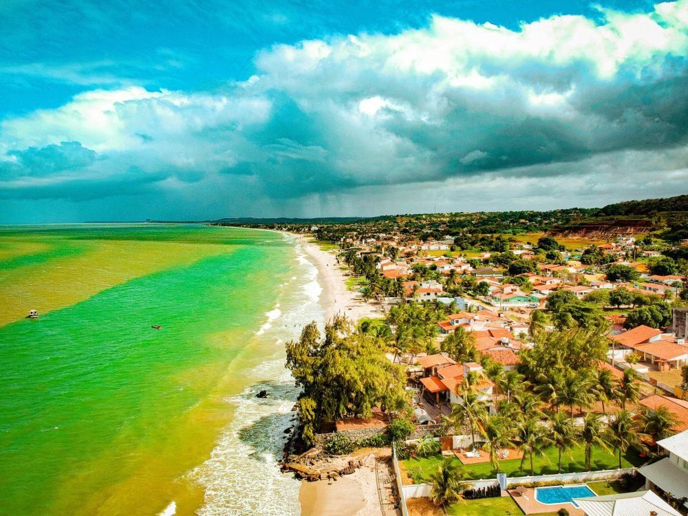 Pesquisa da UFPE detecta processo erosivo em praias de Itamaracá (PE)