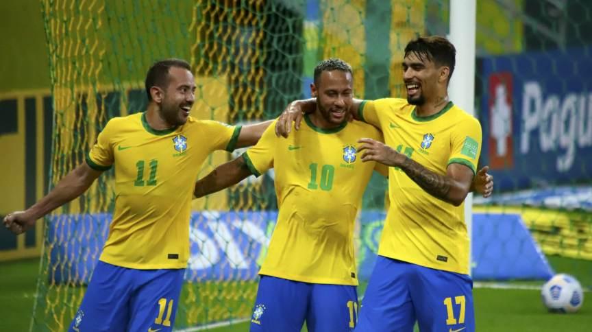 Esporte – Brasil vence o Peru com facilidade e amplia recorde nas eliminatórias