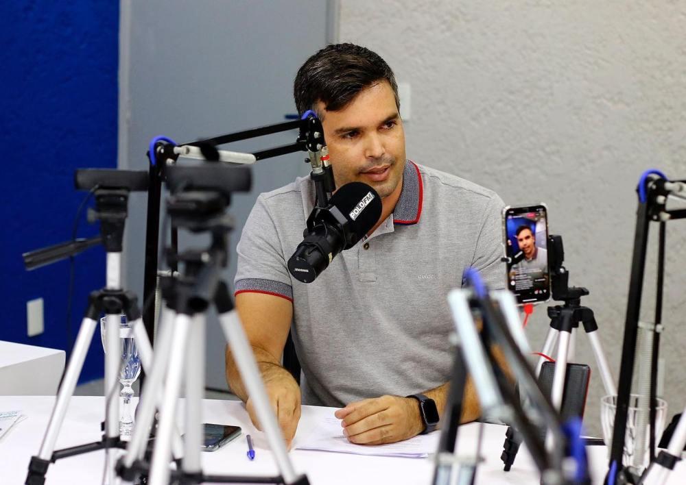 """""""O vereador era uma criança na época"""", diz Helinho ao rebater declarações de Emanuel sobre início da gestão de Edson Vieira"""