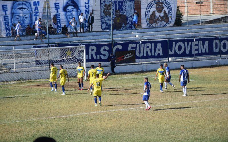 Ypiranga e Caruaru City empatam em jogo sem grandes emoções