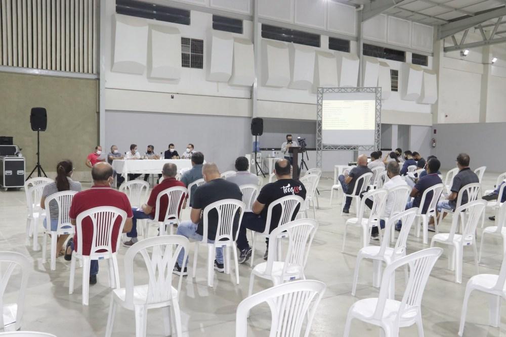Com a discussão de temas importantes, Moda Center realiza Assembleia Geral Ordinária