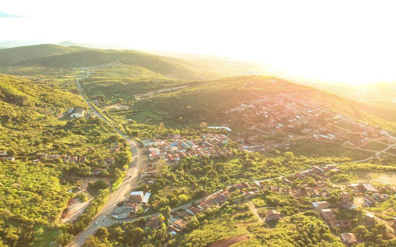 Corpo carbonizado é localizado no município de Taquaritinga do Norte