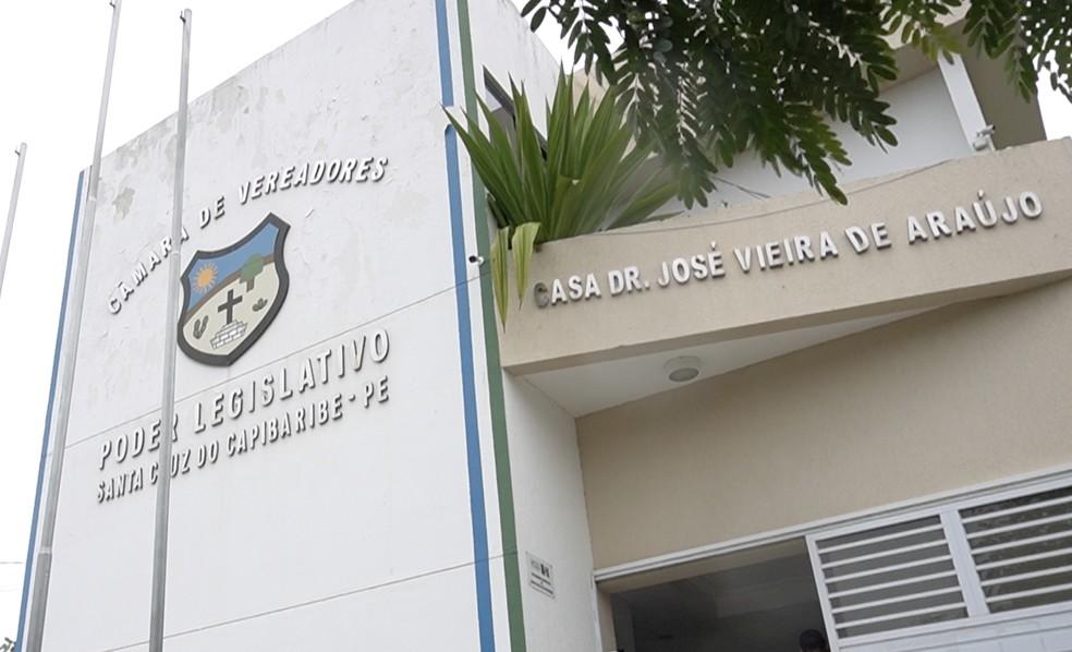 Voto de repúdio a Fábio Aragão é aprovado na Câmara de Santa Cruz do Capibaribe