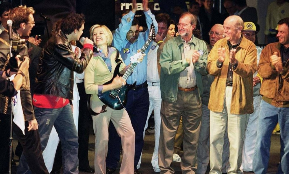 STF vai analisar possível retorno dos shows em comícios, os showmícios
