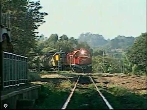 Trens ganham espaço no transporte de grãos