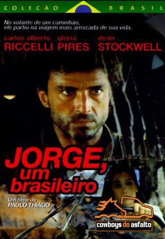 Capa do filme Jorge, um Brasileiro
