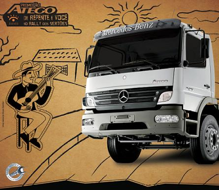 Promo o atego e voc no rally dos sert es blog do for Ao service on mercedes benz