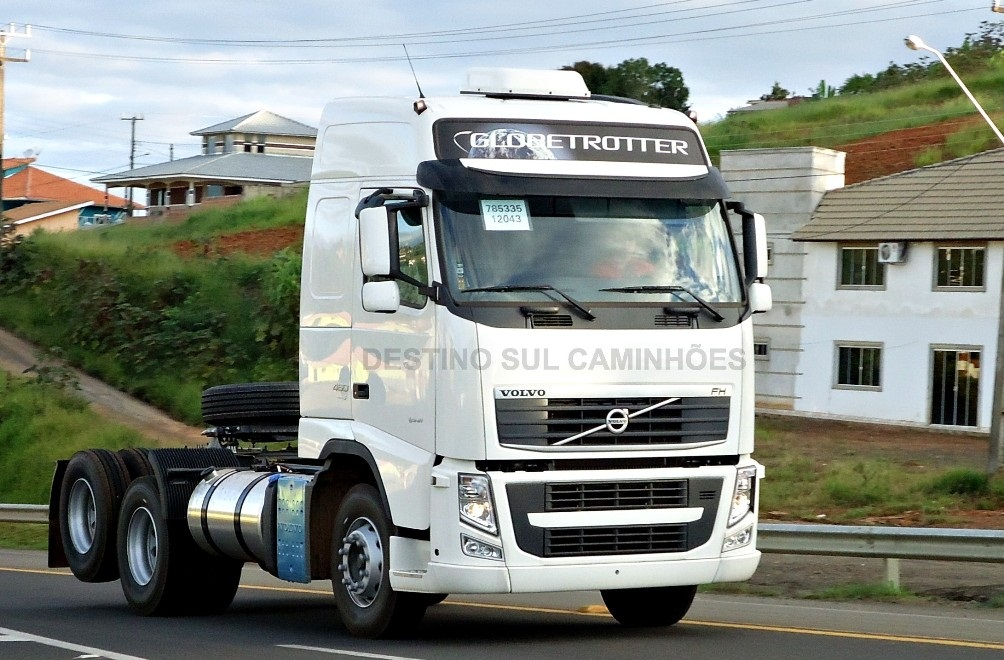 volvo fh460 o caminh o mais vendido em 2012 blog do. Black Bedroom Furniture Sets. Home Design Ideas