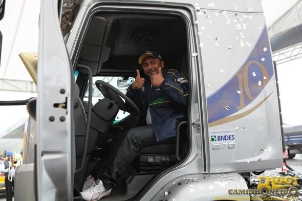 Francisco Janes Dean Gomes - Volvo VM - Caravana Siga Bem (2)