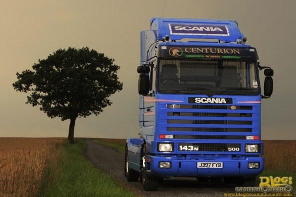 Scania Centurion