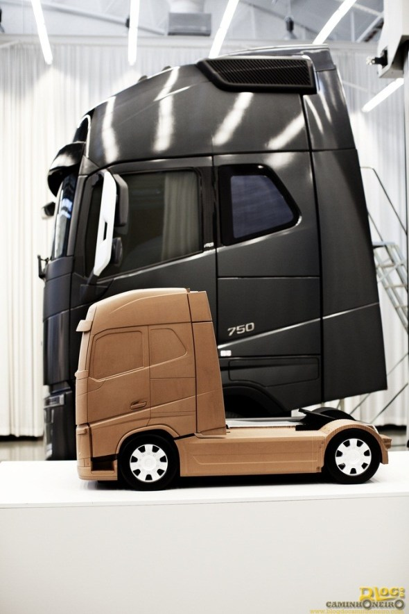 Volvo FH 2013 - If product design awards (1)