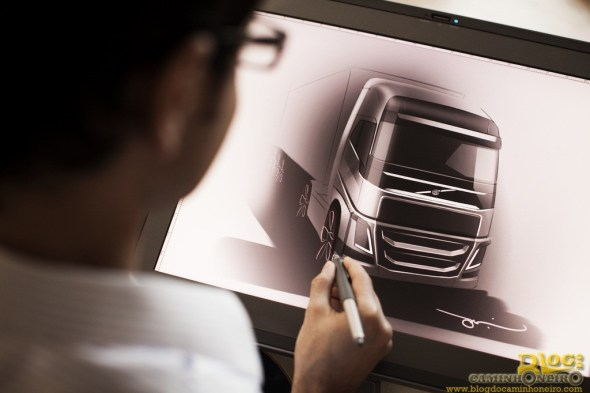 Volvo FH 2013 - If product design awards (3)