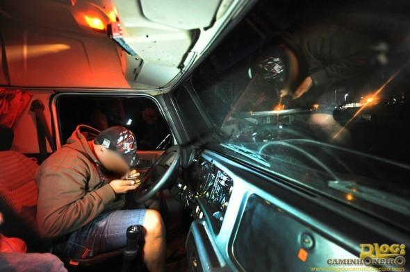 Caminhoneiros - Drogas ao Volante - Cocaina - Acidentes (3)