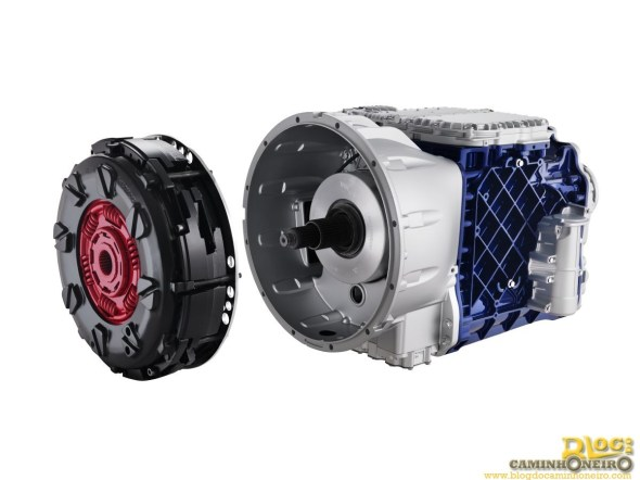 I-Shift Dual Clutch - New Volvo FH (1)