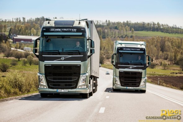 I-Shift Dual Clutch - New Volvo FH (2)