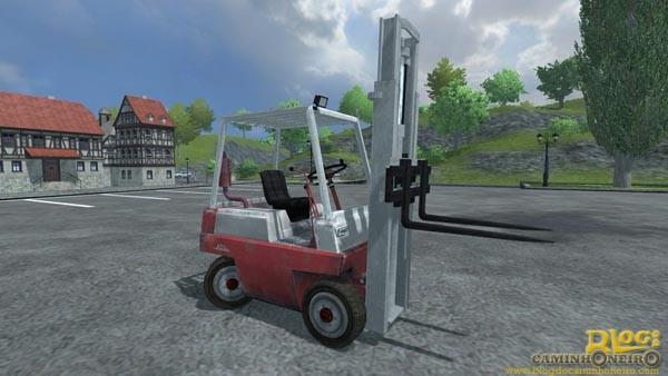 Linde-Forklift-with-Pallet-v-1.2