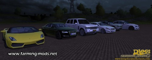 Luxury-cars-pack-by-farming-mods