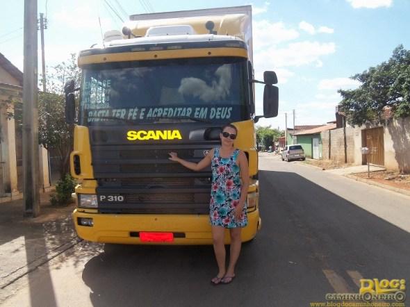 Caminhoneira - Scania P 310 (3)