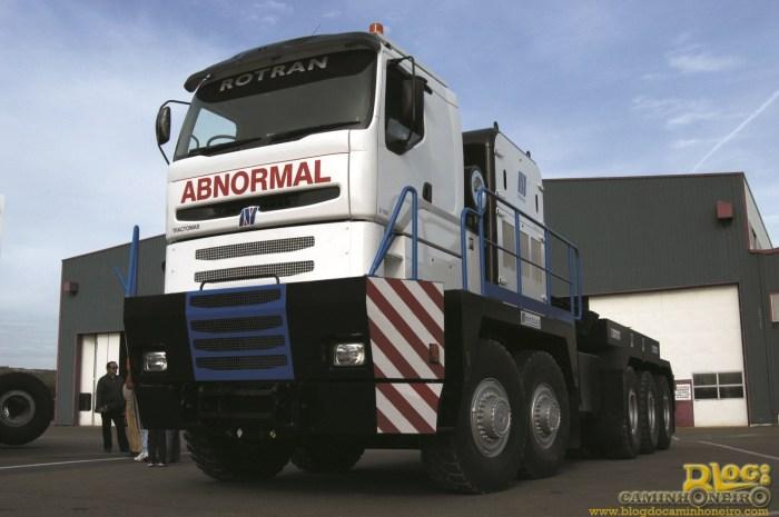 Nicola Tractomas - Um gigante do asfalto (1)