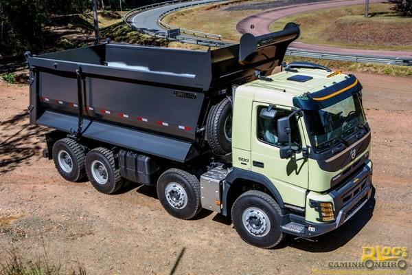Nova Linha Volvo FH 2014 - Brasil (5)