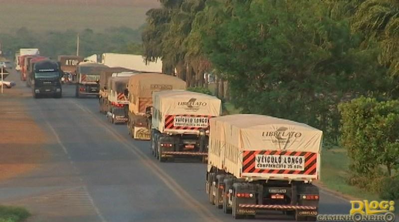Diesel acumula alta de 24% e preocupa caminhoneiros