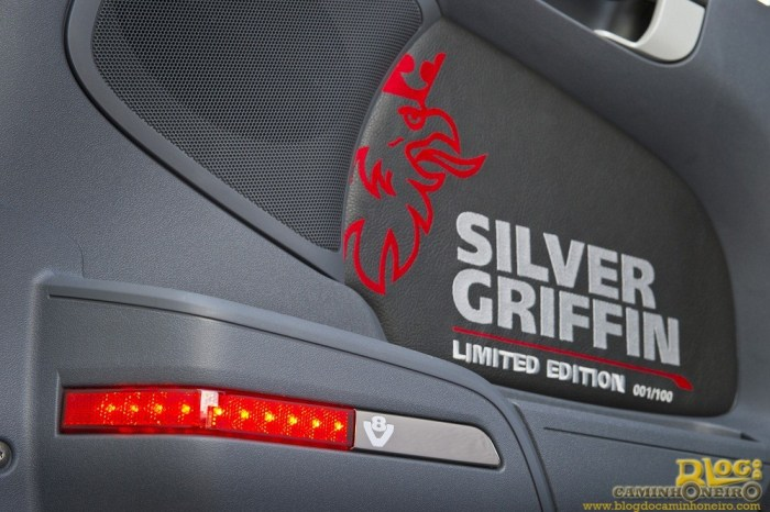 Scania Silver Griffin - Limited Edition (1)